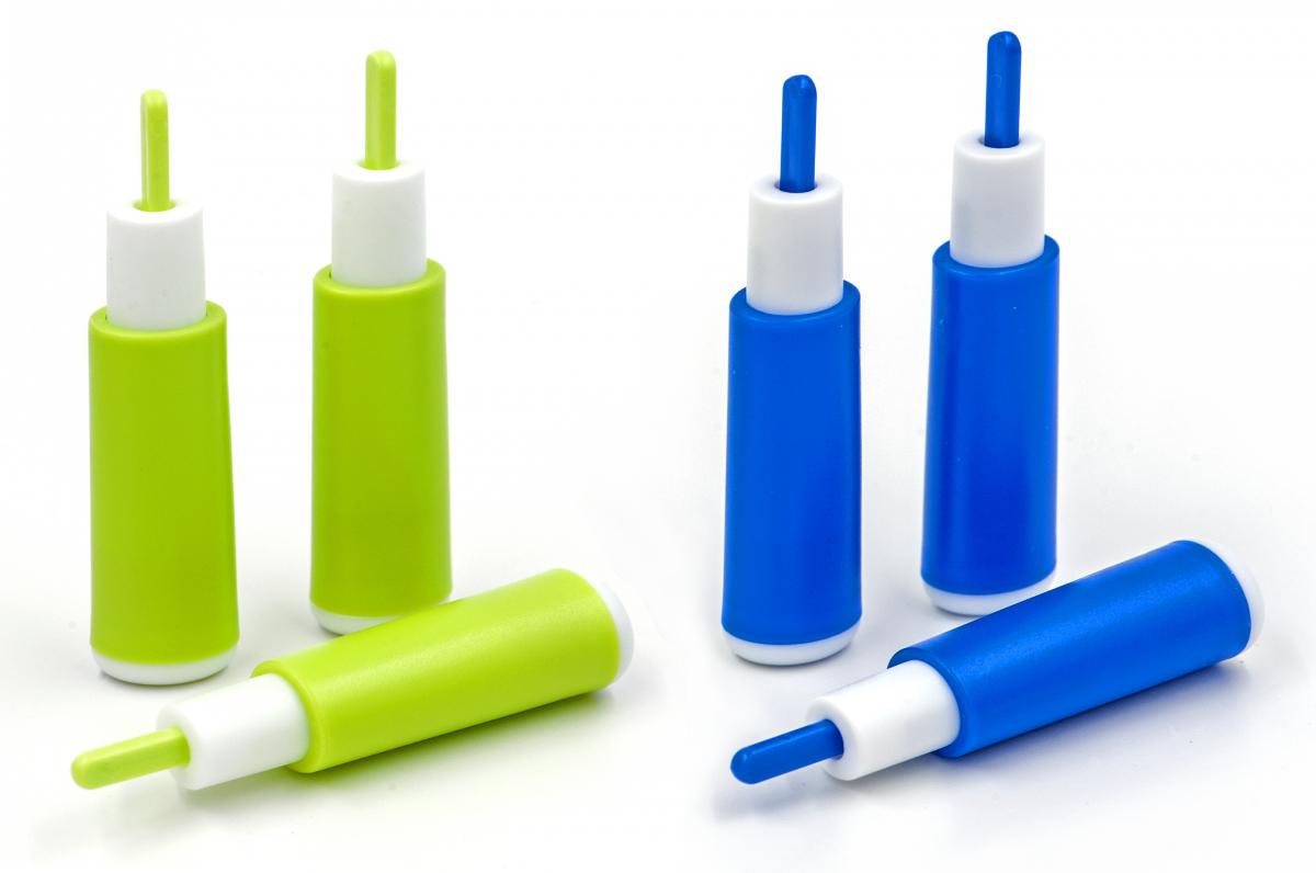 GlucoSmart Safety Lanzetten 21G 30G Blutzucker Messung Pen Diabetes