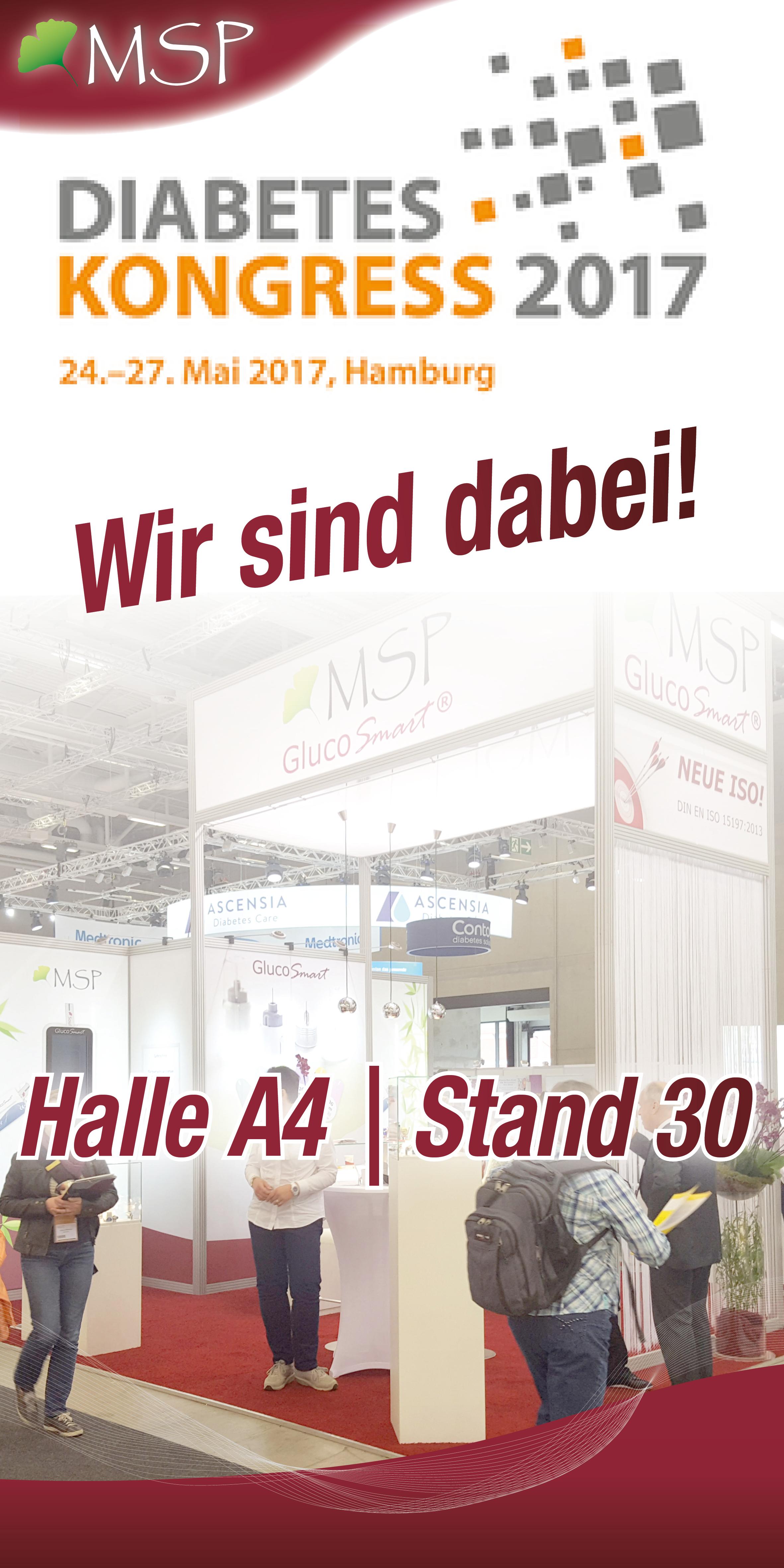 DDG Diabetes Kongress Hamburg Glucosmart MSP bodmann Hersteller Blutzuckermessgeräte Pen Nadeln Lanzetten Messestand